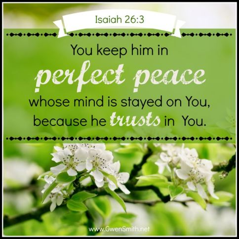 Isaiah 26.3
