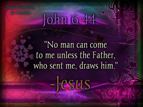 John 6.44