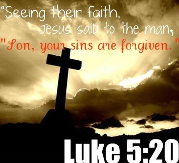 Luke 5.20