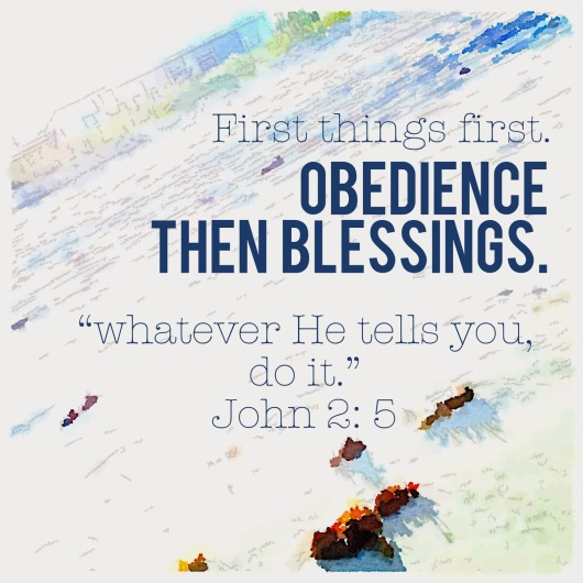 Obedience 12