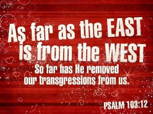 Psalm 103.12