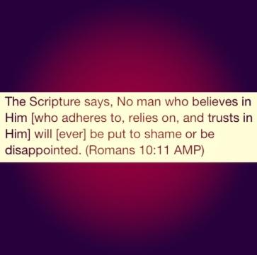 Romans 10.11