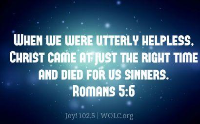 Romans 5.6