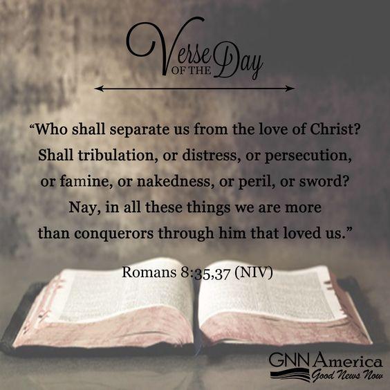 Romans 8.35-37