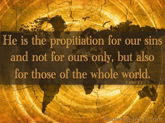 1 John 2.2