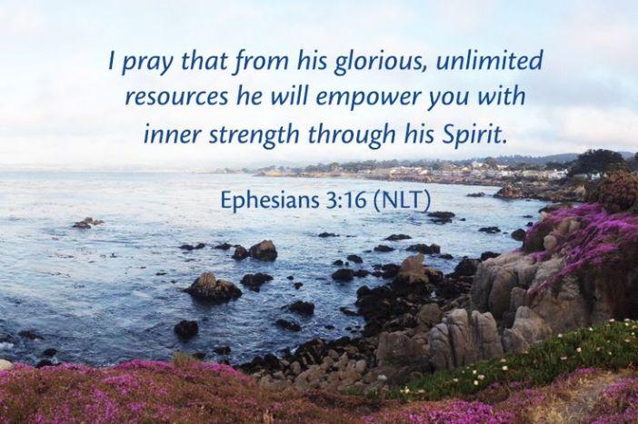 Ephesians 3.16