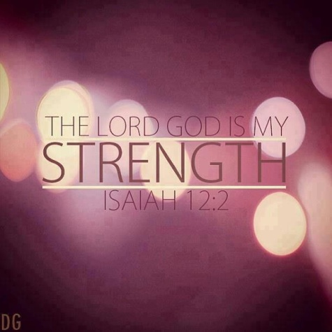 Isaiah 12.2