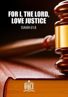 Isaiah 61.8