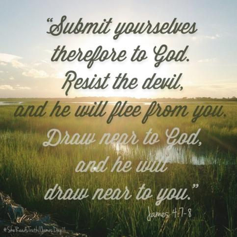 James 4.7-8