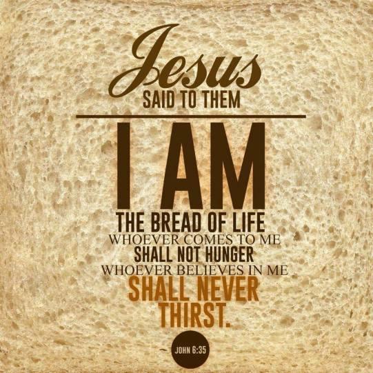 John 6.35