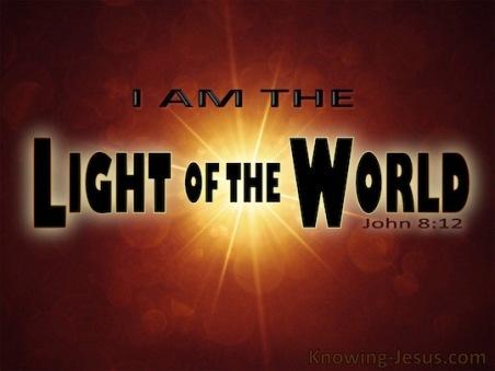 John 8.12