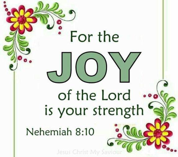 Nehemiah 8.10