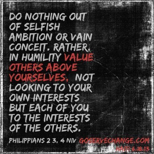 Philippians 2.3