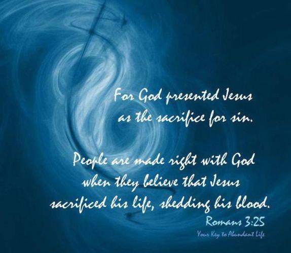 Romans 3.25