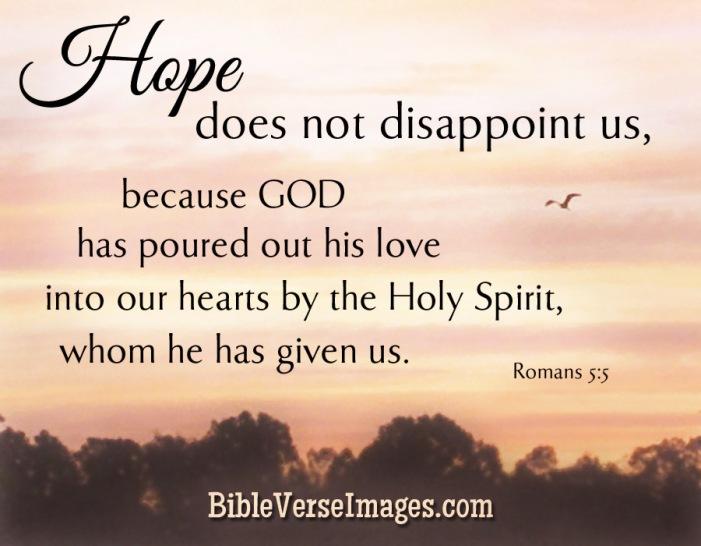 Romans 5.5