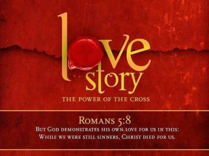 Romans 5.8b