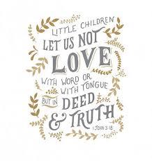 1 John 3.18