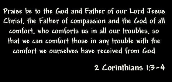 2 Corinthians 1.3and4