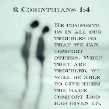2 Corinthians 1.4