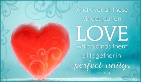 Colossians 3.14