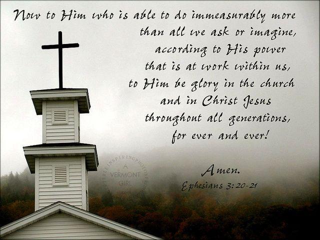 Ephesians 3.20