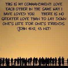 John 15.12-13