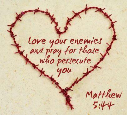 Matthew 5.44