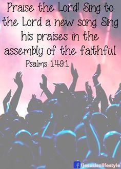 Psalm 149.1