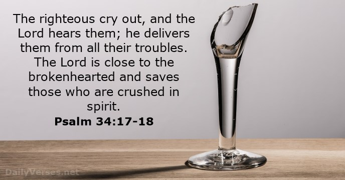 Psalm 34.17