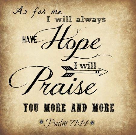 Psalm 71.14