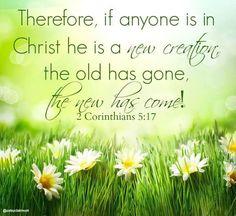 2 Corinthians 5.17