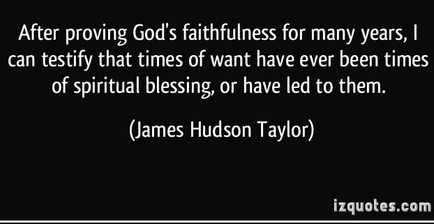 Faithfulness 11