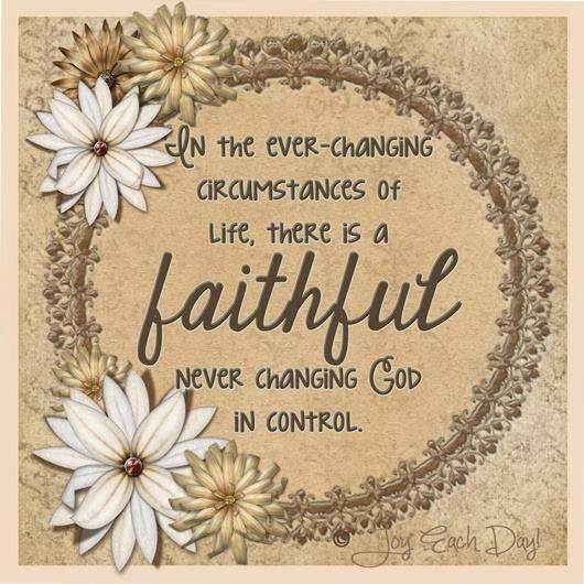 Faithfulness 12