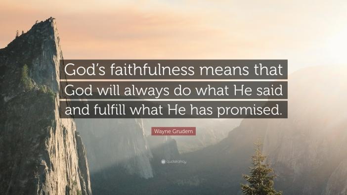 Faithfulness 14