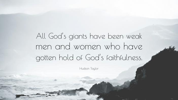 Faithfulness 6