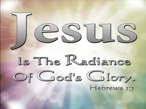 Hebrews 1.3
