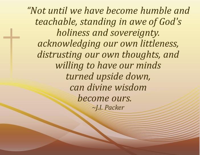 Humility 32