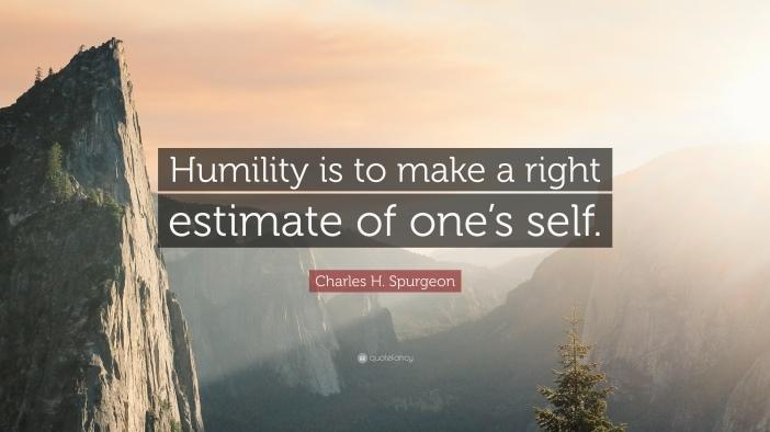Humility 36