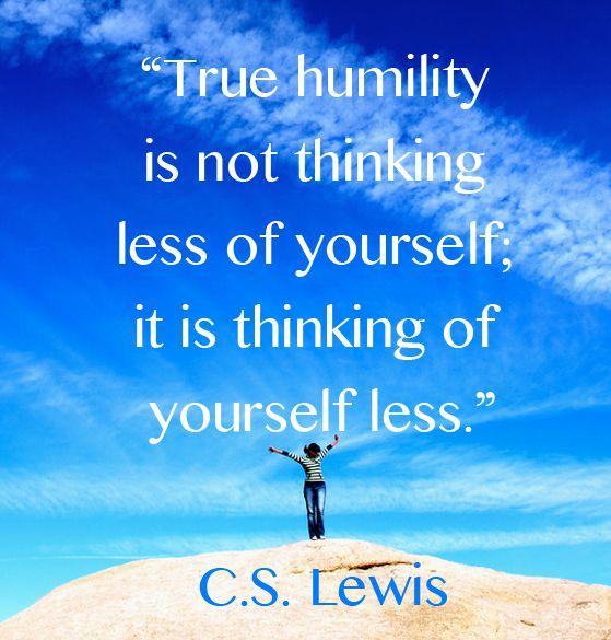 Humility 37