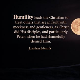 Humility 8