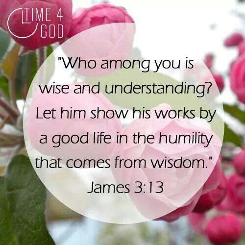 James 3.13