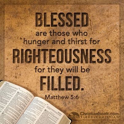 Matthew 5.6