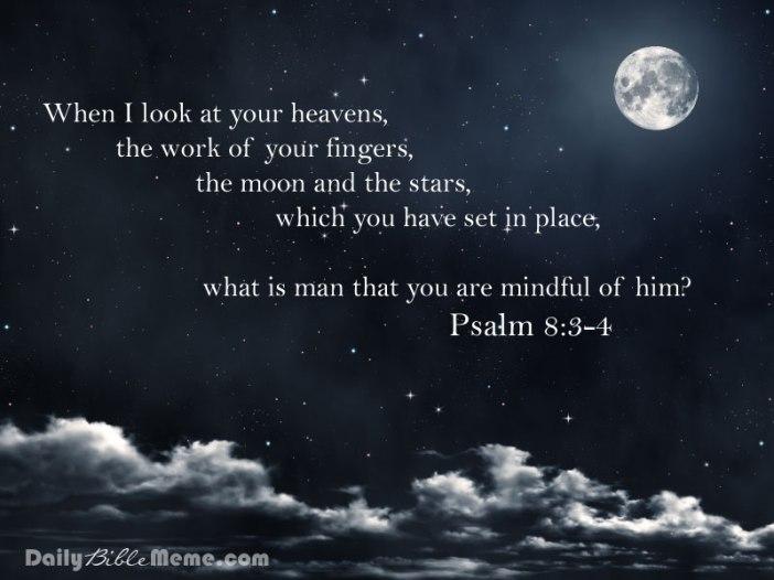 Psalm 8.3