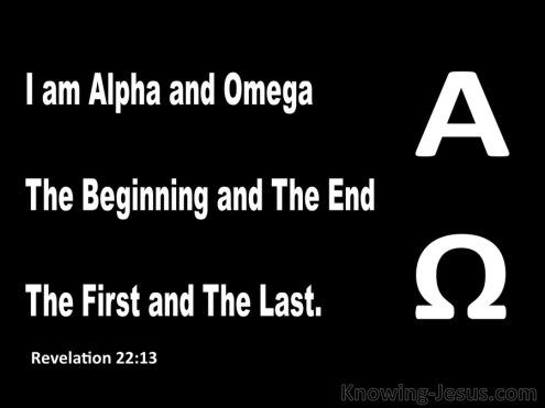 Revelation 22-13