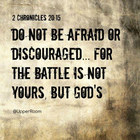 2 Chronicles 20.15