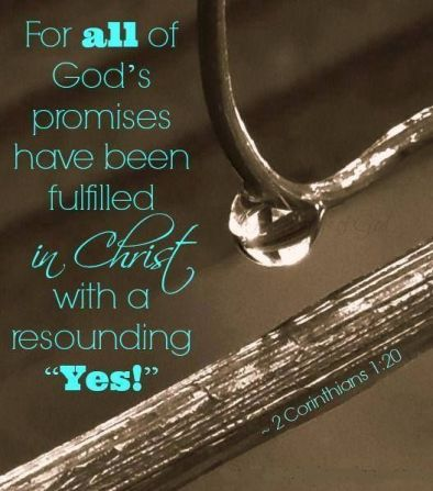 2 Corinthians 1.20