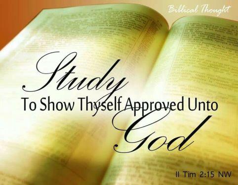 2 Timothy 2.15