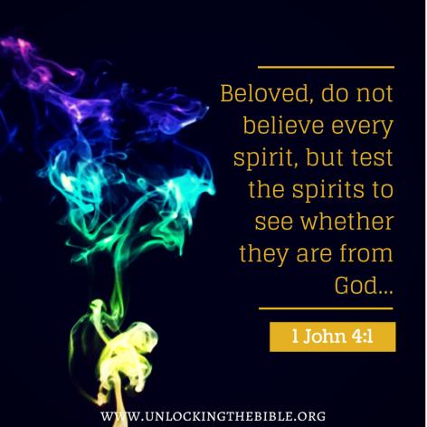 Discernment 12