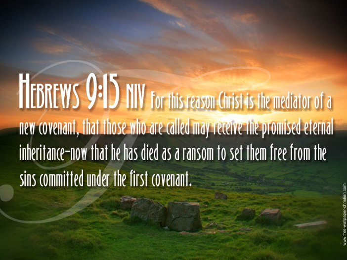 Hebrews 9.15