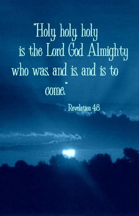 Revelation 4.8